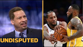 UNDISPUTED | Chris Broussard Claim that Clippers
