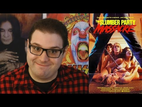 Slumber Party Massacre (1982) – Blood Splattered Cinema (Horror Movie Review)