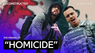 "The Making Of Logic & Eminem's ""Homicide"" With BREGMA 