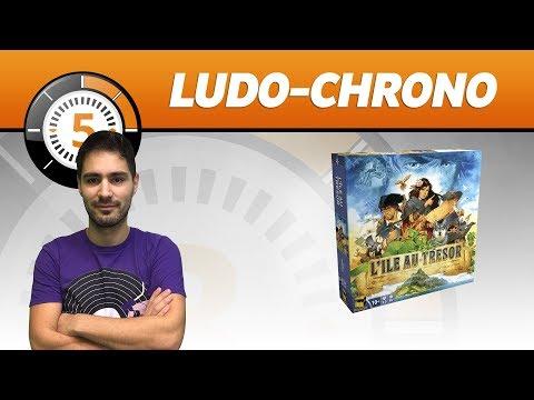 LudoChrono - Treasure Island - English Version