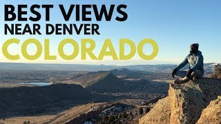 YOU should HIKE These Trails Near Denver, Colorado | Things To Do In CO