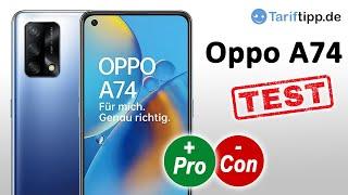 Oppo A74 | Test (deutsch)