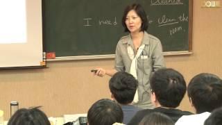 Lec02 英語語法的溝通功能 第二週課程