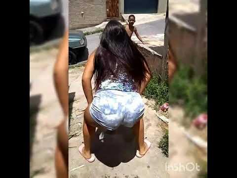 Menina dançando funk 2018