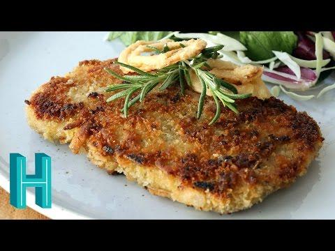 How to Make Crunchy Fried Pork Chops | Hilah Cooking