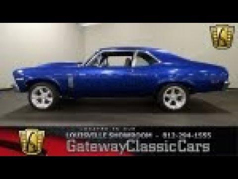 1970 Chevrolet Nova for Sale - CC-1041280