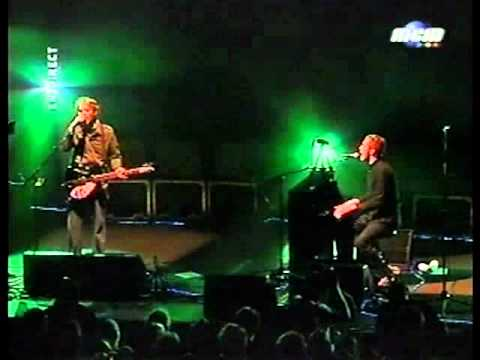 Coldplay - Live Paris 2002 - 04 Daylight