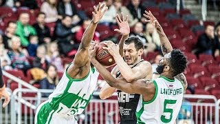 VEF vs UNICS Highlights April 3, 2017
