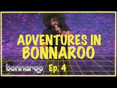 Reggie Watts | Adventures In Bonnaroo | Bonnaroo365 Mp3