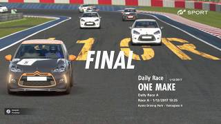 Gran Turismo Sport - Clean Online Race - Battle for 2nd place