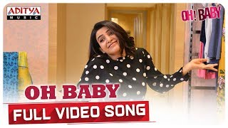 Oh Baby Full Video Song || Oh Baby Songs || Samantha