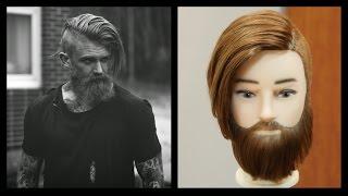 Men's Undercut Haircut Tutorial - Josh Mario John - TheSalonGuy