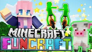The Haunted Meme House | Ep. 8 | Minecraft FunCraft