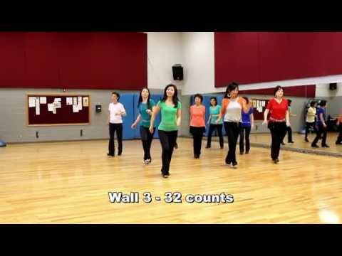 A Cincinatti Fireball - Line Dance (Dance & Teach In English & 中文) Mp3