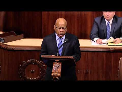 Rep. John Lewis on Preventing Gun Violence in America