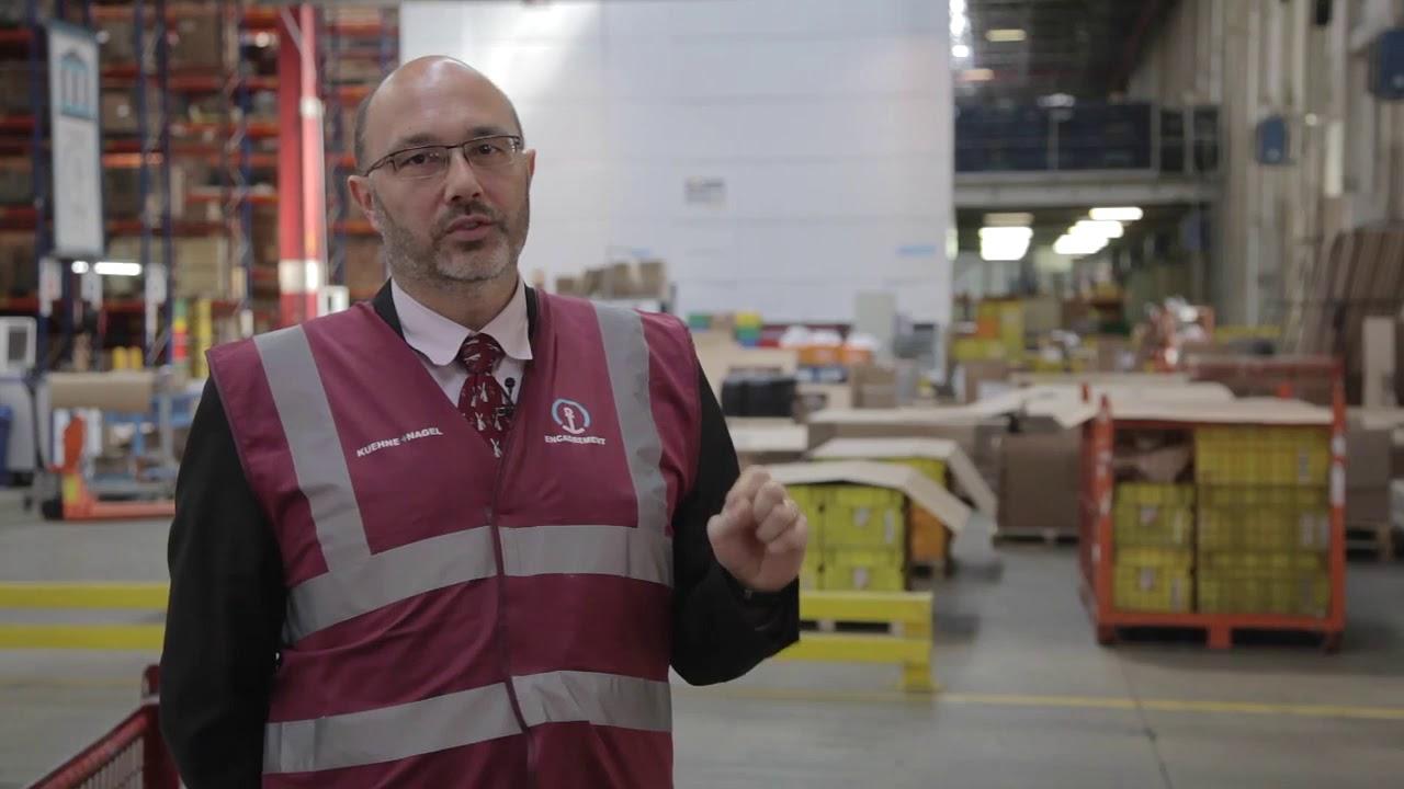 Dankzij Modula opslagliften.100% stijging van de productie in magazijnen