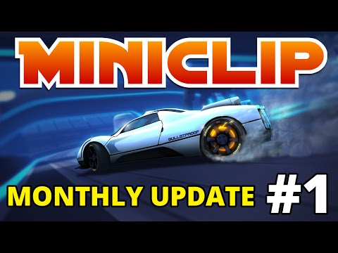Miniclip Monthly Update #1 Thumbnail
