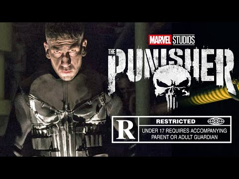 PUNISHER RATED R FILM TO SET UP MARVEL STUDIOS R RATED UNIVERSE?