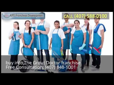 , title : 'buy into The Grout Doctor franchise