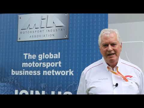 Pat Symonds, on the benefits of being an MIA Member