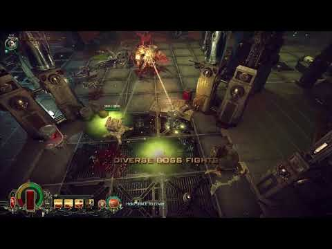 Видео № 2 из игры Warhammer 40,000: Inquisitor - Martyr Day 1 Edition [Xbox One]