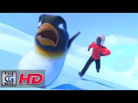 "CGI 3D Animated Short: ""Pangi"" – by Masoud Zamani"