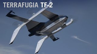 Terrafugia's eVTOL Concept Taps Hybrid Tech and Detachable Passenger Pods – AINtv