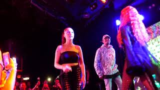 Bhad Bhabie - Hi Bich with Asian Doll LIVE HD (2018) Los Angeles The Roxy Theatre