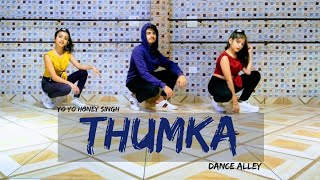 Thumka Pagalpanti Dance Alley Sheena Thukral Choreography