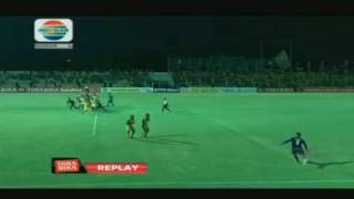 Cuplikan  Goal Hamka Barito Vs Arema 0 1 TSC Sabtu 19 November 2016  H4k