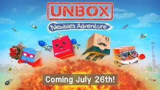 Unbox: Newbie's Adventure מגיע ל־PS4, Xbox One ול־Switch!
