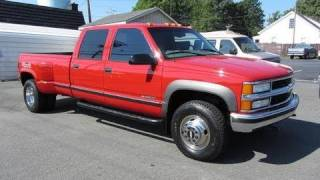 1998 Chevrolet Silverado 3500 Dually 454 Start Up, Exhaust, and In Depth Tour