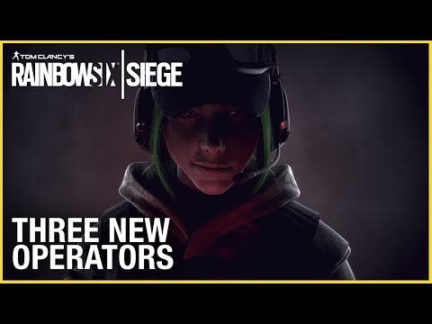 Rainbow Six Siege: Operation Blood Orchid – Ying, Lesion, Ela | Trailer | Ubisoft [US]