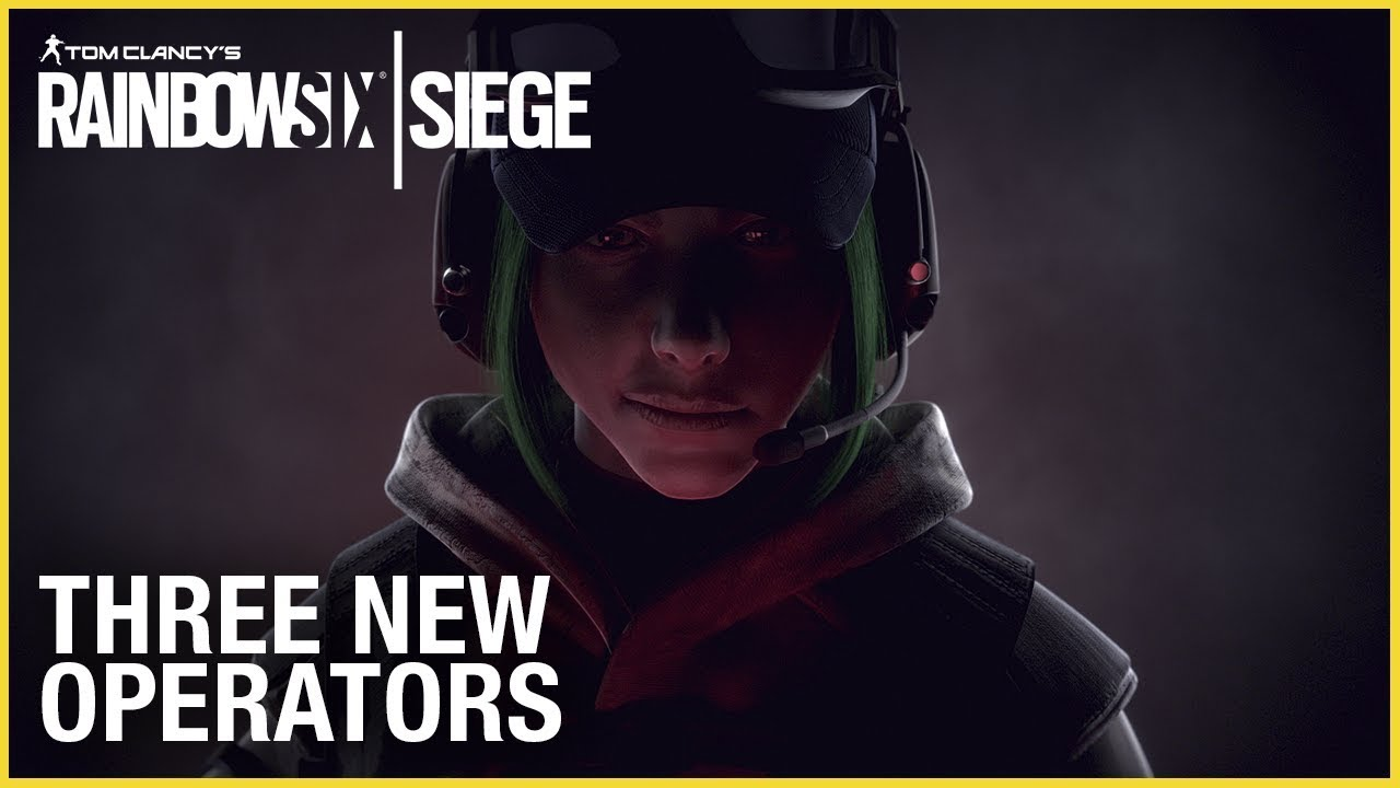 Rainbow Six Siege - How to Use Blood Orchid's New Operators