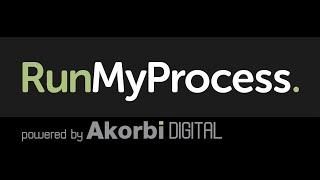Vidéo de RunMyProcess