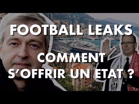#FootballLeaks Comment s'offrir un État ? видео