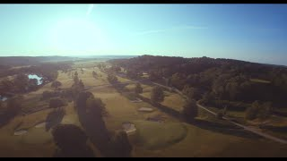 Beautiful morning on a golfcourse - FPV flying