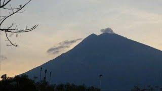 Bali : le volcan Agung menace, 34.000 évacués