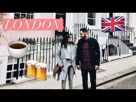 Video London Vlog 2016 | 5 Places to Visit In London