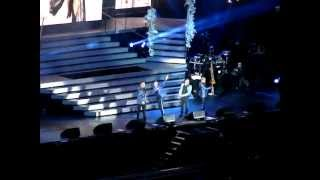 Westlife at Croke Park - 23.06.2012 ~ [Ain't That a Kick in the Head]
