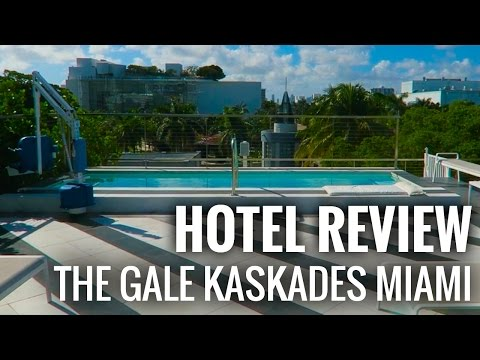 Hotel Room Review: South Beach Miami, The Gale Kaskades Suites