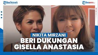 Nikita Mirzani Beri Dukungan Gisel atas Kasus Video Syurnya, Beri Pembelaan dari Cibiran Netizen