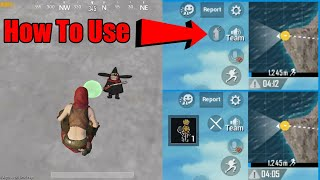 How to Use Spray Icon | paint icon | Graffiti in Pubg Mobile