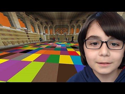 BİRİNCİ OLMAK BÖYLE OLUR - Minecraft Block Party - BKT