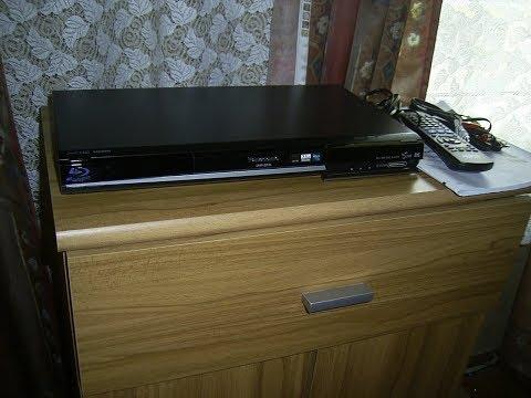Funktionsprüfung -Panasonic DMP-BD35 Blu-ray-Player