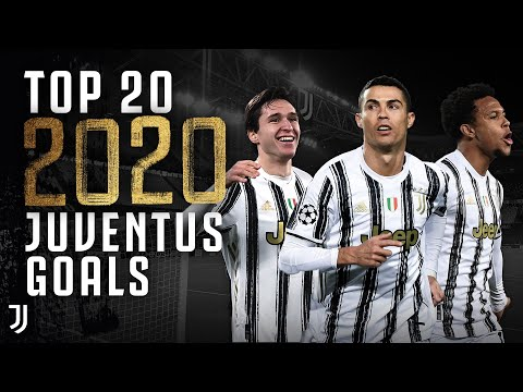 The 20 BEST Juventus Goals of 2020! | Ronaldo Dybala McKennie Cuadrado Chiesa & More!