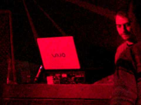 Carbo-flex live set in Sunderland,England 2008.............