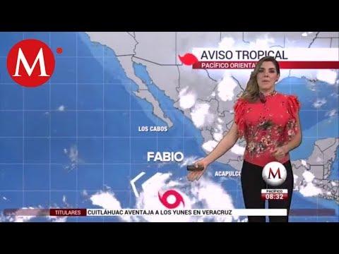El clima para hoy 02 de julio 2018 con Marilú Kaufman