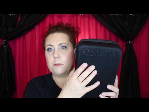 Whats in my Travel Makeup Case : ESUM Brush Book Review