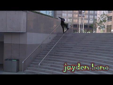 Jayden Bono i AM blind Part
